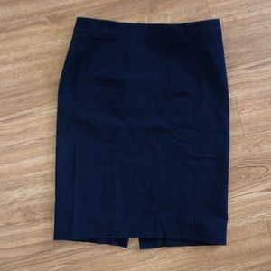 Gap fitted business skirt